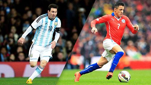 """Chung kết Copa: Chơi điện tử Play Station để """"trị"""" Messi - 1"""
