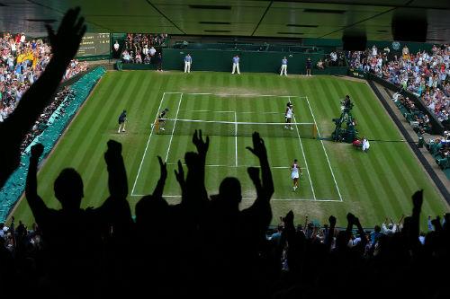 Wimbledon ngày 5: Wawrinka đi tiếp, Dimitrov bị loại - 5