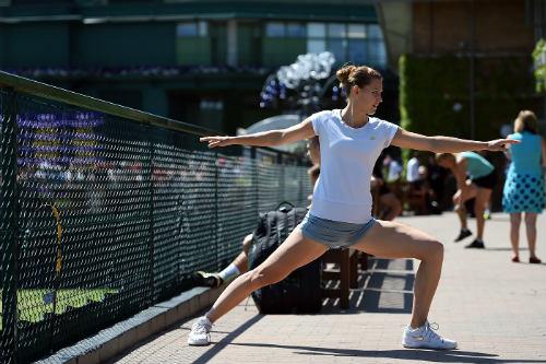 Wimbledon ngày 5: Wawrinka đi tiếp, Dimitrov bị loại - 3