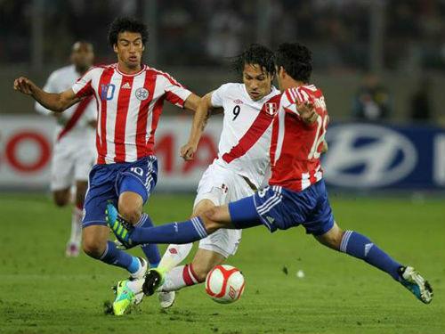 Peru - Paraguay: Thành quả xứng đáng - 1