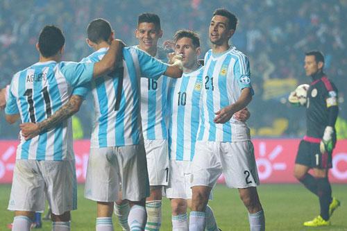 Chile – Argentina: Khao khát tột cùng - 2
