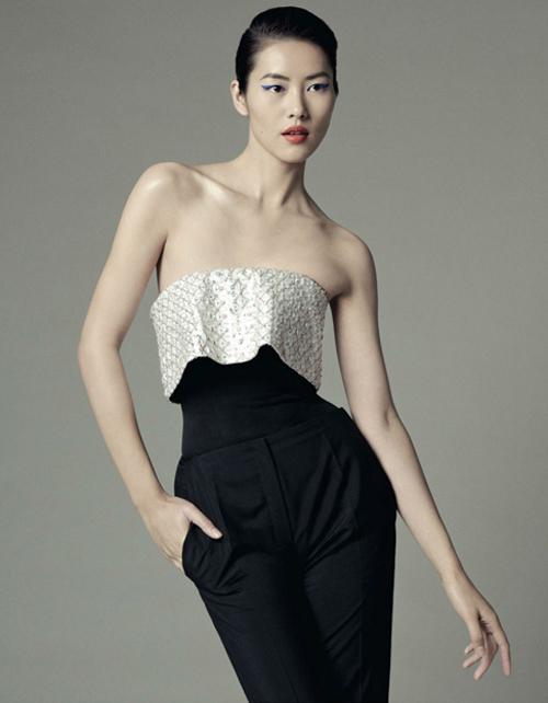 Liu Wen: Từ gái quê đến siêu mẫu triệu phú - 7