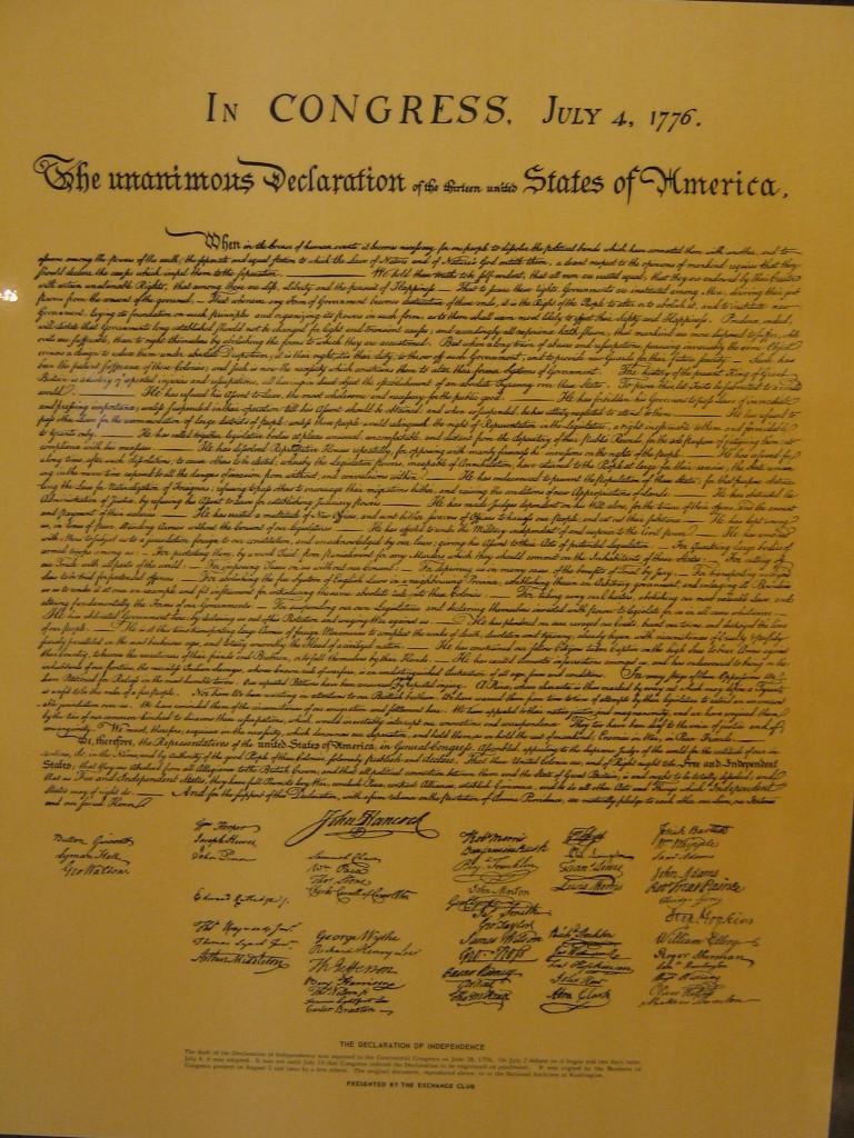 Những sự thật thú vị về ngày Quốc khánh Mỹ - 1