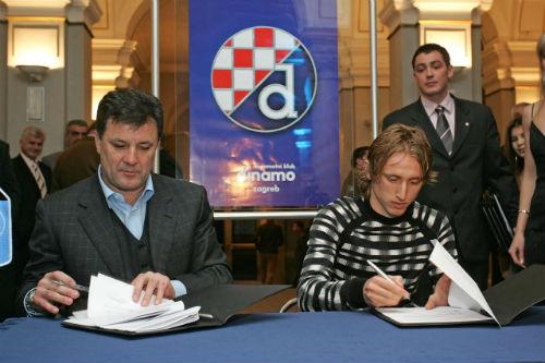 Nóng: Vụ chuyển nhượng Luka Modric bị điều tra - 1