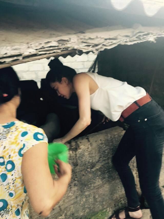 3 mỹ nhân Việt tuyệt vời khi làm gái quê - 2