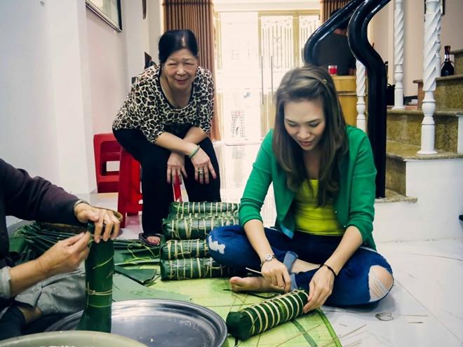 3 mỹ nhân Việt tuyệt vời khi làm gái quê - 3