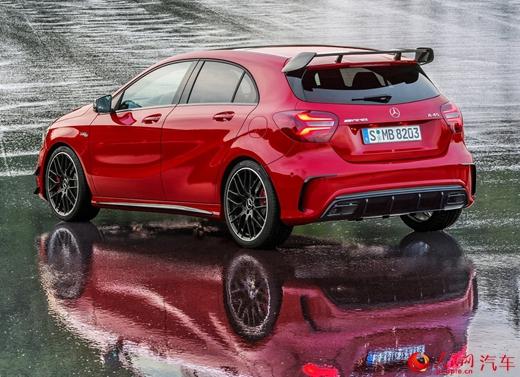Mercedes-Benz A45 AMG chính thức phát hành - 2