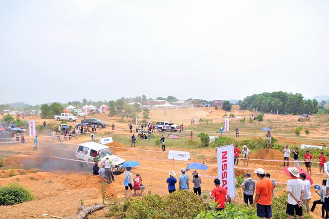 VOC 2015 được tổ chức trong 2 ngày 4 – 5/7 tại khu làng Văn hóa – Du lịch các Dân tộc Việt Nam (Đồng Mô, Sơn Tây, Hà Nội)