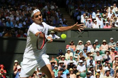 TRỰC TIẾP Federer - Groth: Kết thúc ấn tượng (KT) - 7