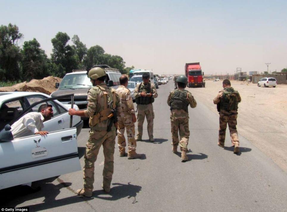 Iraq rải truyền đơn, IS ban bố tình trạng khẩn cấp - 2