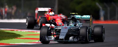 Chạy thử British GP: Rosberg chiếm ưu thế - 2
