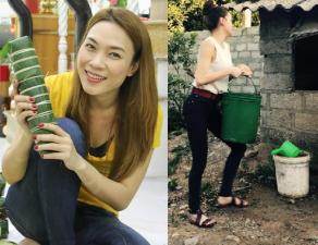 3 mỹ nhân Việt tuyệt vời khi làm gái quê