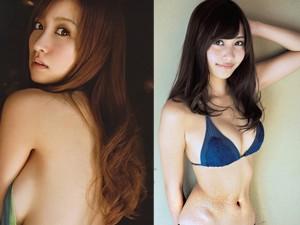 2 búp bê gợi cảm Nhật Bản có vòng eo bé tới khó tin