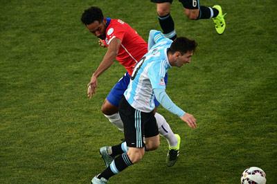 TRỰC TIẾP Chile - Argentina: Luân lưu định mệnh (KT) - 4