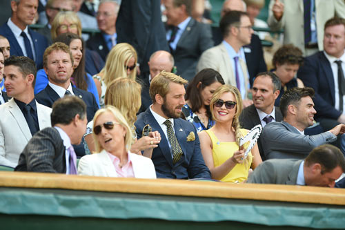 Wimbledon ngày 6: Murray tiến bước, Kvitova thành cựu vương - 6
