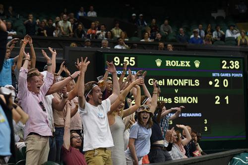 Wimbledon ngày 6: Murray tiến bước, Kvitova thành cựu vương - 7