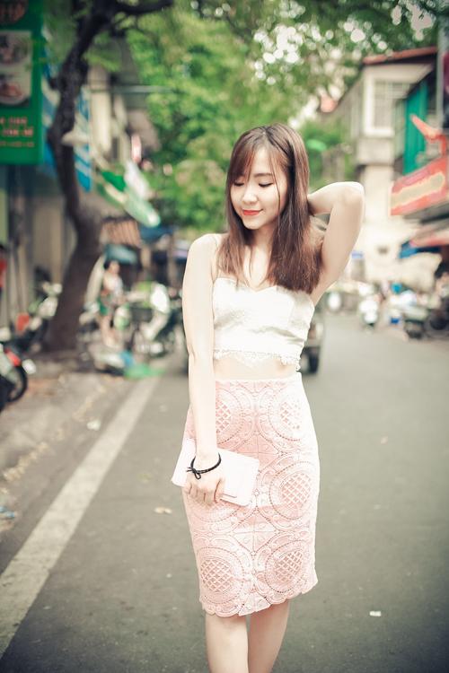Thiếu nữ Hà thành nổi bật với phong cách sành điệu - 5