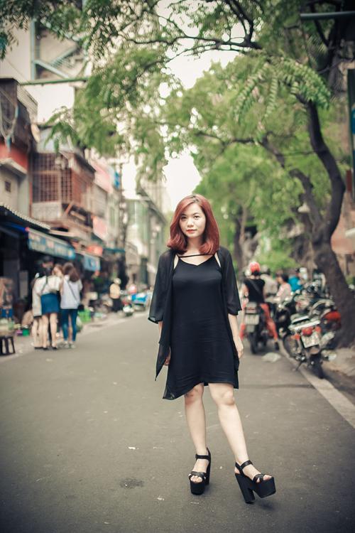 Thiếu nữ Hà thành nổi bật với phong cách sành điệu - 6