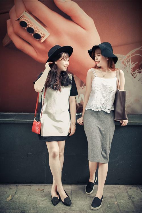 Thiếu nữ Hà thành nổi bật với phong cách sành điệu - 7
