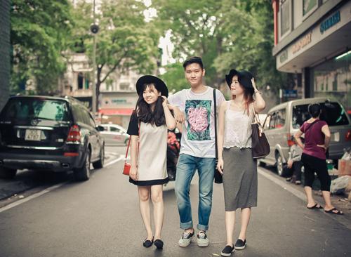 Thiếu nữ Hà thành nổi bật với phong cách sành điệu - 8
