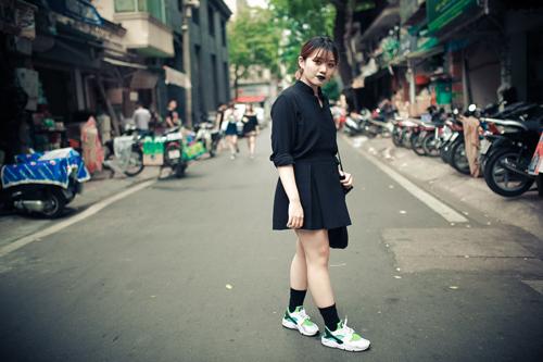 Thiếu nữ Hà thành nổi bật với phong cách sành điệu - 12