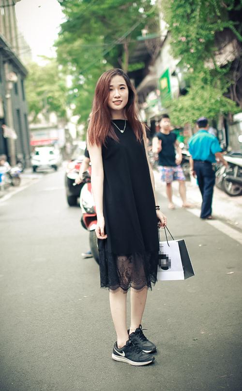 Thiếu nữ Hà thành nổi bật với phong cách sành điệu - 15