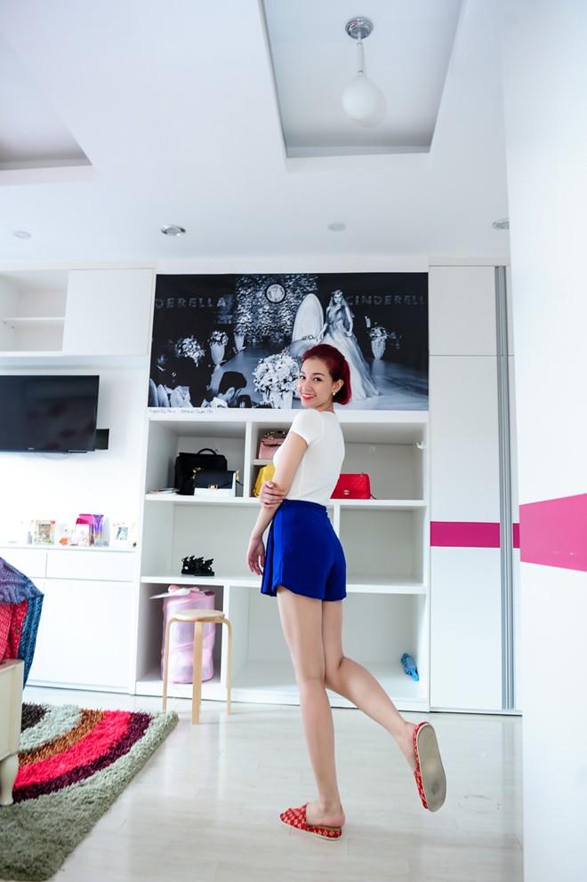Thăm căn hộ cao cấp của Quỳnh Chi tại Sài Gòn - 8