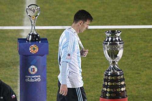 Messi lại thất bại: Bi kịch của những thiên tài - 2