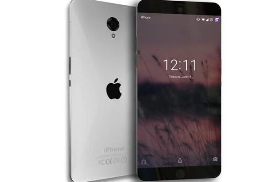 Lộ ảnh khái niệm iPhone 7 cực đẹp - 1