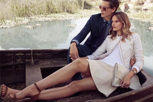 11 cặp đôi người mẫu khiến bạn phải phát ghen tị - 5