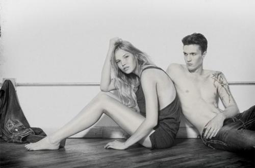 11 cặp đôi người mẫu khiến bạn phải phát ghen tị - 8