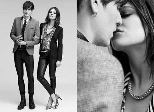 11 cặp đôi người mẫu khiến bạn phải phát ghen tị - 10