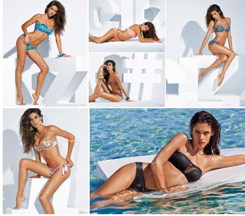 """Giải nhiệt mùa hè với những quảng cáo đồ bơi """"mát mẻ"""" - 8"""