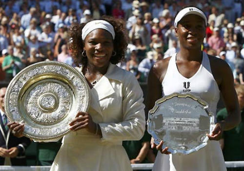 Serena đối đầu Venus: Không có chỗ cho tình thân - 2