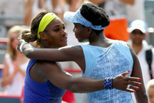 Serena đối đầu Venus: Không có chỗ cho tình thân - 1
