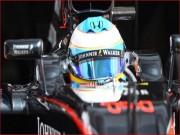 F1: McLaren chưa nhìn thấy ánh sáng