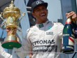 BXH British GP: Hamilton lần 3 vô địch ở sân nhà