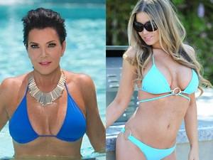 10 mỹ nhân quá 40 tuổi vẫn có thân hình bikini cực sexy