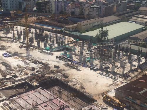 """New Horizon City bước vào điểm """"nóng"""" tiến độ, ma lực từ thiết kế Singapore - 1"""