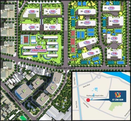"""New Horizon City bước vào điểm """"nóng"""" tiến độ, ma lực từ thiết kế Singapore - 2"""