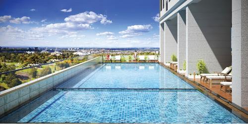"""New Horizon City bước vào điểm """"nóng"""" tiến độ, ma lực từ thiết kế Singapore - 4"""