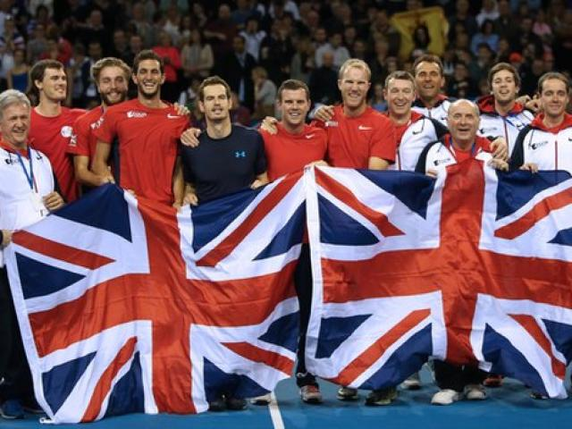 Tin HOT 7/7: Murray dự Davis Cup