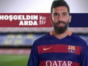 Barca CHÍNH THỨC mua được Turan từ Atletico