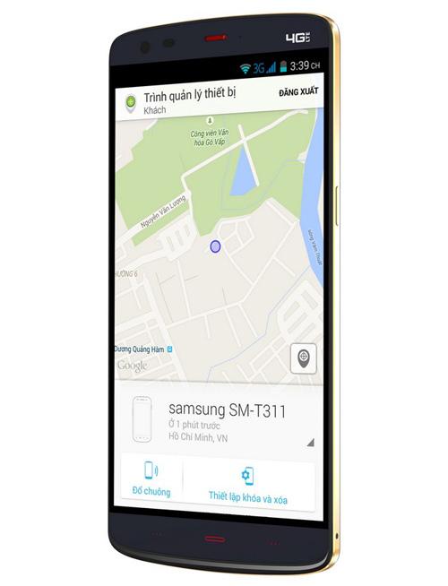 """Kingzone """"gây sốc"""" với 2 smartphone công nghệ 4G 64bit - 5"""
