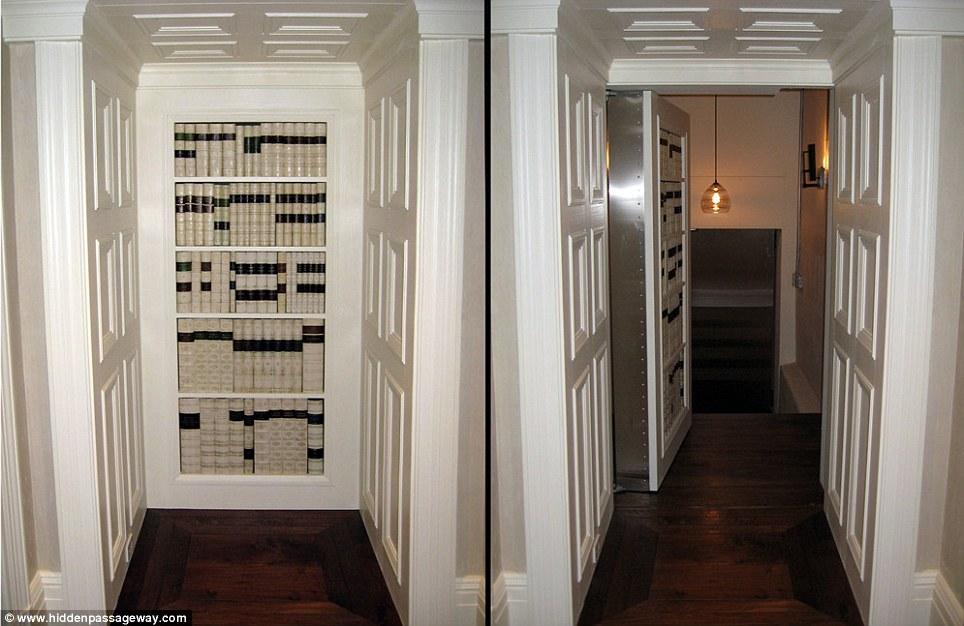 """Nơi trú ẩn an toàn trong """"siêu căn hộ"""" của giới nhà giàu - 7"""