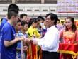 Thế hệ cầu lông mới tỏa sáng tại Giải trẻ Ashaway 2015