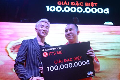 Avatar hình Sơn Tùng MTP đoạt giải 100 triệu đồng - 7