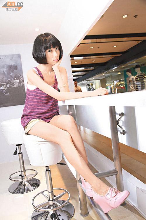 """Cựu hoa hậu Hong Kong mở cửa hàng bán đồ """"người lớn"""" - 2"""