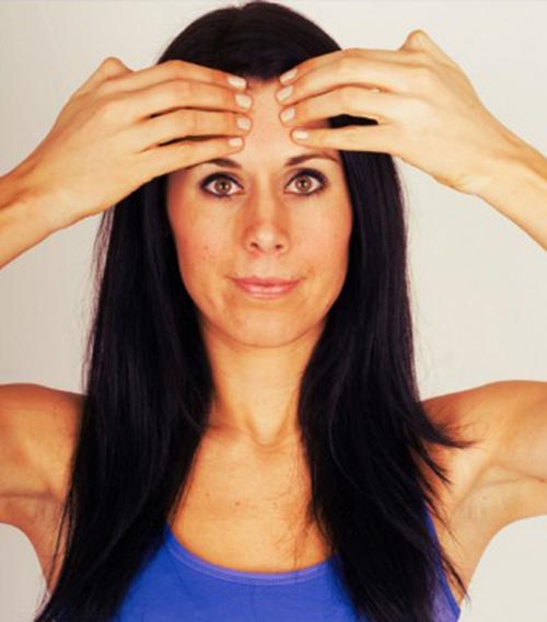5 bài tập yoga giúp trẻ lâu và đẹp da - 3