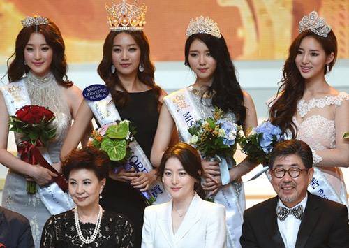 44 tuổi, Lee Young Ae được khen trẻ đẹp hơn hoa hậu - 3